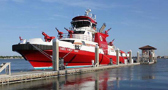FDNY Marina Fueling System