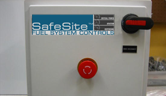 SafeSite Fuel System Control System